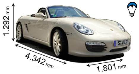 Porsche BOXSTER - 2009