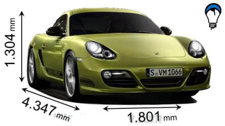 Porsche CAYMAN - 2009