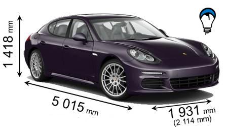 Porsche PANAMERA - 2013
