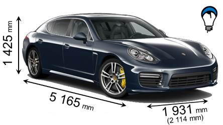 Porsche PANAMERA EXECUTIVE - 2013