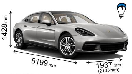 Porsche PANAMERA EXECUTIVE - 2017