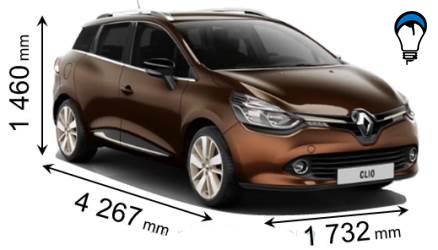 Renault CLIO SPORT TOURER - 2013