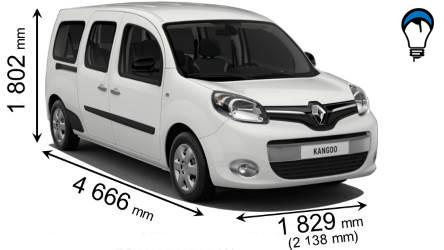 Renault GRAND KANGOO - 2013