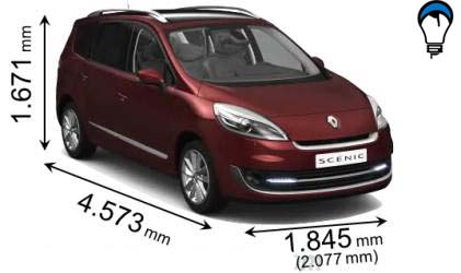 Renault GRAND SCENIC - 2012