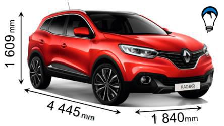 Renault KADJAR - 2015
