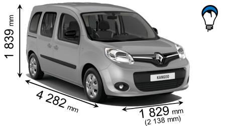 Renault KANGOO - 2013