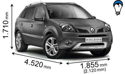 Renault KOLEOS - 2008