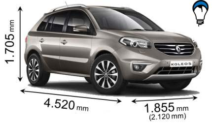Renault KOLEOS - 2012