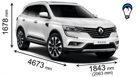 Renault KOLEOS - 2017