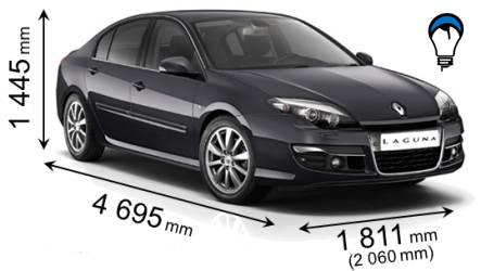 Renault LAGUNA - 2011