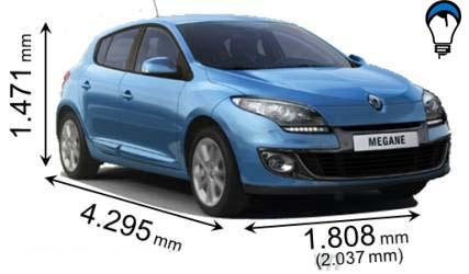 Renault MEGANE - 2012