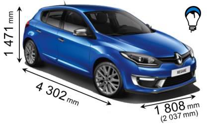 Renault MEGANE - 2014
