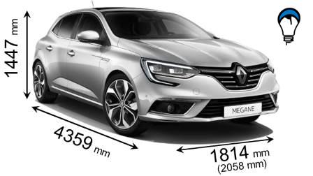 Renault MEGANE - 2016