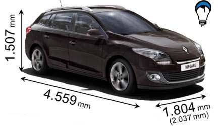 Renault MEGANE SPORT TOURER - 2012