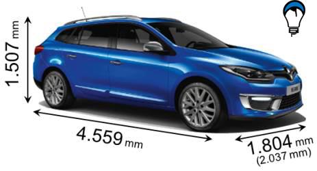 Renault MEGANE SPORT TOURER - 2014