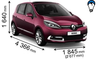 Renault SCENIC - 2013