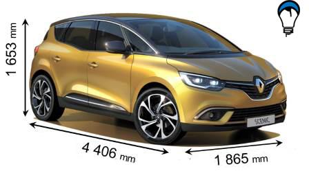 Renault SCENIC - 2016