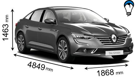 Renault TALISMAN - 2016