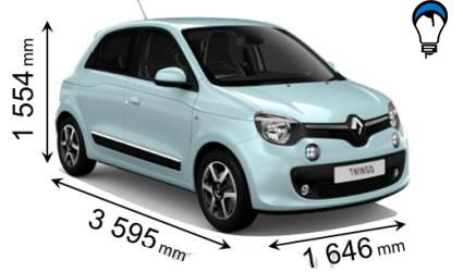 Renault TWINGO - 2015