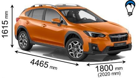 Subaru XV - 2018