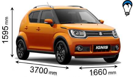 Suzuki IGNIS - 2017