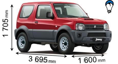 Suzuki JIMNY - 2012