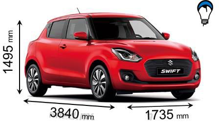 Suzuki SWIFT - 2017