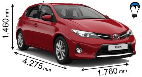 Toyota AURIS - 2013
