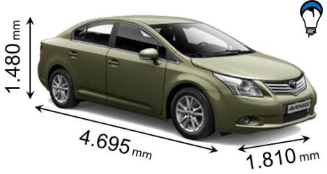 Toyota AVENSIS - 2009