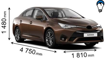 Toyota AVENSIS - 2015