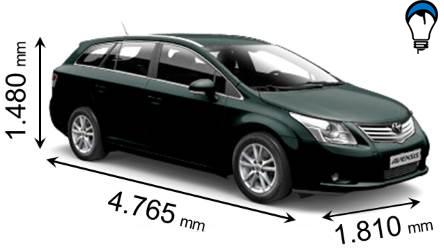 Toyota AVENSIS CROSS SPORT - 2009