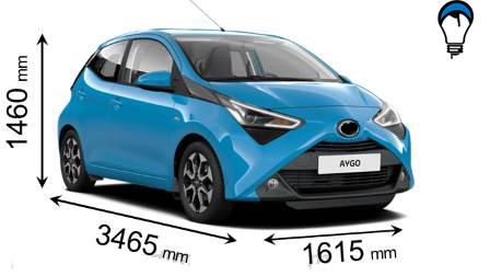 Toyota AYGO - 2018