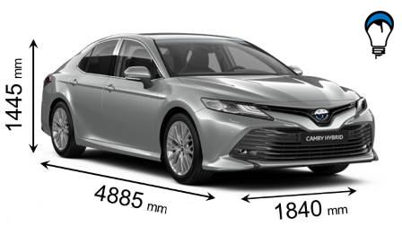 Toyota CAMRY - 2019
