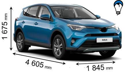 Toyota RAV4 - 2016