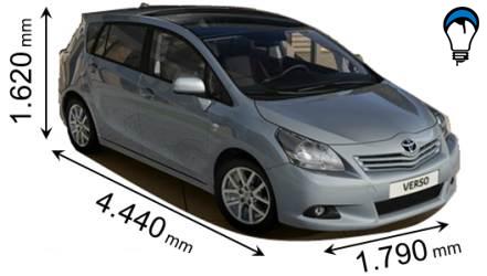 Toyota VERSO - 2009