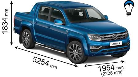 Volkswagen AMAROK - 2016