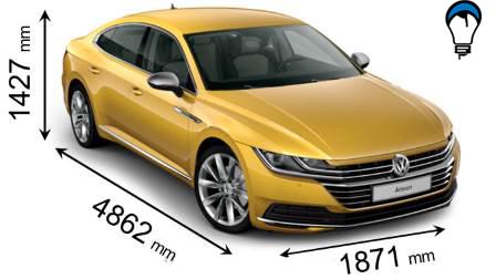 Volkswagen ARTEON - 2017