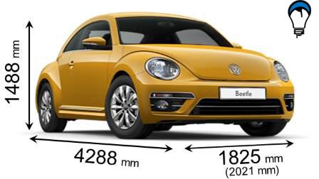 Volkswagen BEETLE - 2016