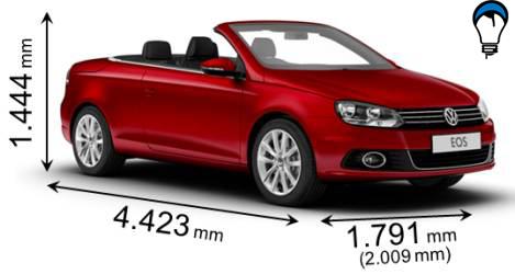 Volkswagen EOS - 2010