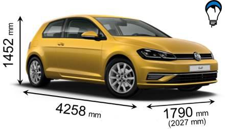 Volkswagen GOLF - 2017