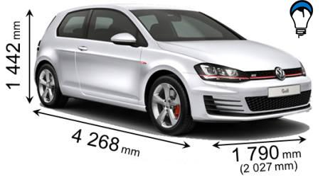 Volkswagen GOLF GTI - 2013