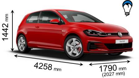 Volkswagen GOLF GTI - 2017