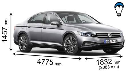 Volkswagen PASSAT - 2019
