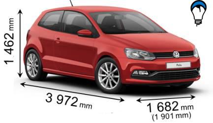 Volkswagen POLO - 2014