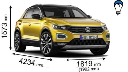 Volkswagen T ROC - 2018