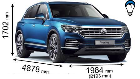 Volkswagen TOUAREG - 2018
