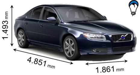 Volvo S80 - 2011