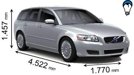 Volvo V50 - 2007
