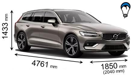 Volvo V60 - 2018