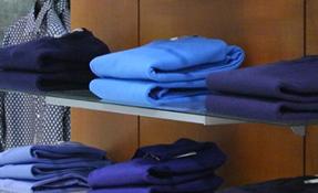 Espace vêtements